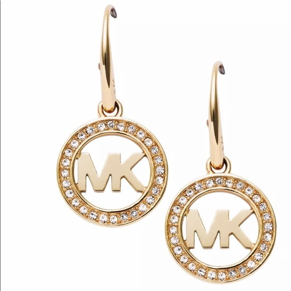 802dac2638c1 Michael kors earrings new with box